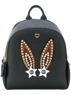 studded backpack MCM