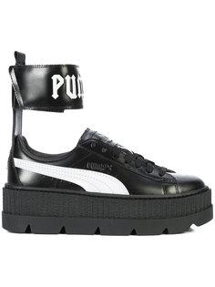 кроссовки на платформе Fenty X Puma