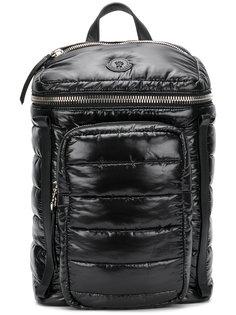 стеганый рюкзак с накладным карманом Moncler
