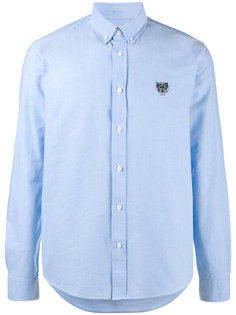 рубашка с заплаткой в виде тигра Kenzo