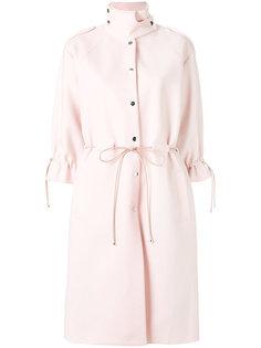 строгое приталенное пальто  Carven