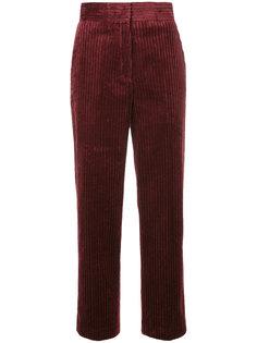 укороченные брюки с завышенной талией H Beauty&Youth