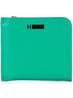 бумажник с застежкой-молнией H Beauty&Youth