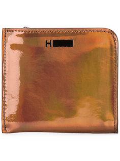 бумажник с блестящей отделкой H Beauty&Youth