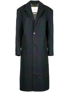 пальто Blockcheck Mackintosh