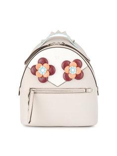 рюкзак с цветочными деталями Fendi