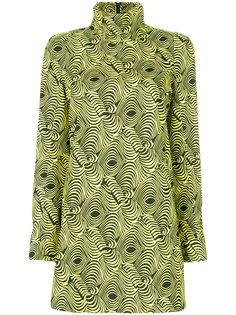 блузка с принтом Marni