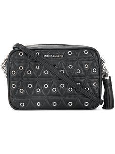 стеганая сумка через плечо Ginny Michael Michael Kors