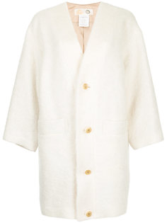 пальто в стиле оверсайз Theatre Products