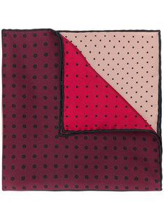 карманный платок в горошек Lanvin