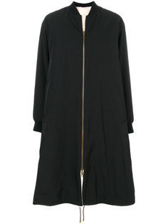 пальто на молнии Army Yves Salomon