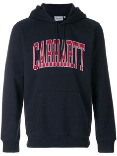 худи с логотипом Carhartt