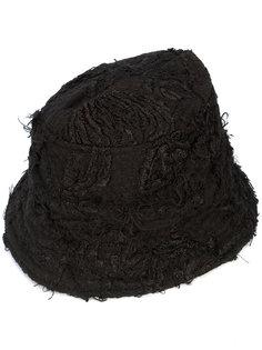 шапка с потертой отделкой By Walid