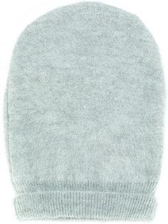трикотажная шапка Mm6 Maison Margiela