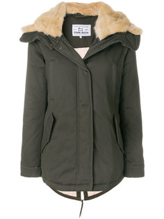 пальто с капюшоном Eskimo Woolrich