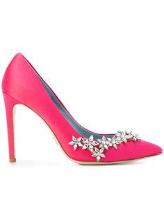 туфли-лодочки с заостренным носком Chiara Ferragni