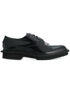 туфли с металлической отделкой Neil Barrett