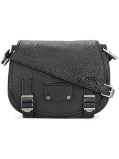 полукруглая сумка с пряжками Rebecca Minkoff