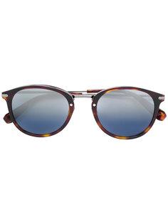 круглые солнцезащитные очки Brioni
