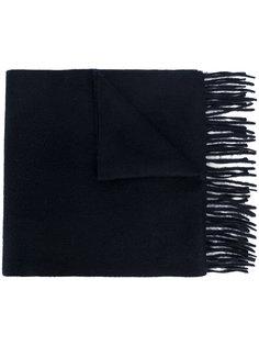 тканый шарф N.Peal