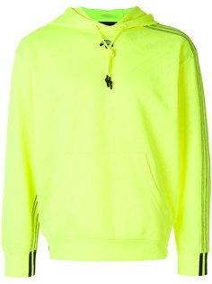 жаккардовая толстовка с капюшоном Adidas Originals By Alexander Wang