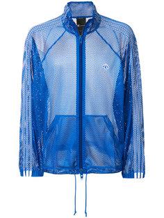 сетчатый спортивный топ на молнии Adidas Originals By Alexander Wang