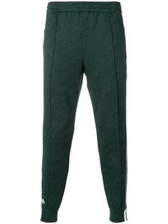 жаккардовые спортивные брюки Adidas Originals By Alexander Wang
