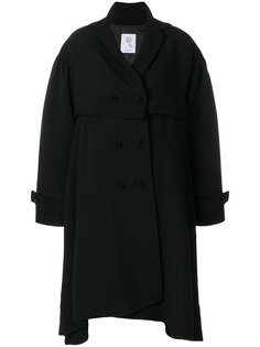 асимметричное двубортное пальто Boule De Neige