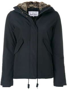 куртка-пуховик на молнии Woolrich