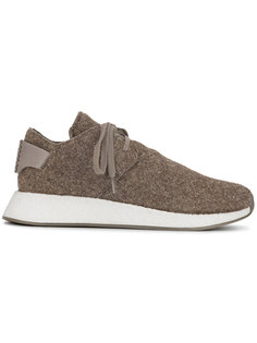 кроссовки x wings + horn brown NMD R2 Adidas X Wings + Horns