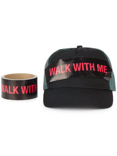 бейсболка Walk With Me Raf Simons