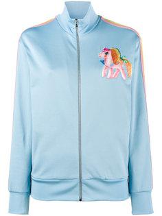 топ с вышивкой My Little Pony Moschino