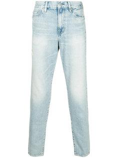 зауженные укороченные джинсы Hysteric Glamour