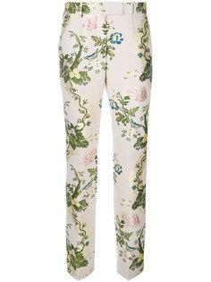 жаккардовые брюки с цветочным узором Calvin Klein 205W39nyc