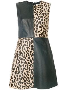 платье шифт с принтом Dvf Diane Von Furstenberg