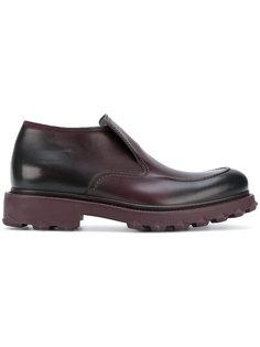 туфли с шипованной подошвой Salvatore Ferragamo