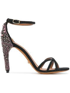 декорированные босоножки с кристаллами Givenchy