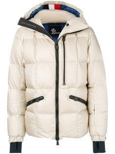 куртка-пуховик с капюшоном Moncler Grenoble