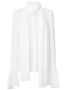 рубашка с платком Stefano De Lellis