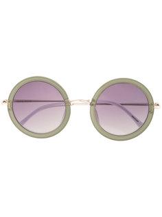солнцезащитные очки The Row 8 Linda Farrow