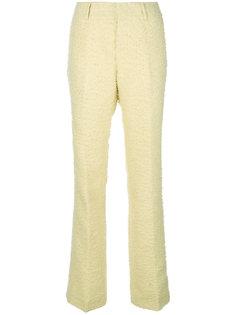 прямые брюки Marni