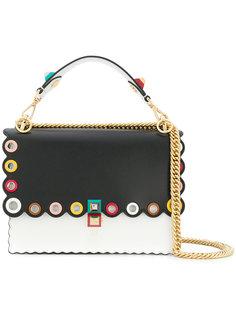 сумка на плечо Kan I на цепочной лямке Fendi