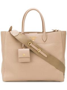классическая сумка-шоппер Prada