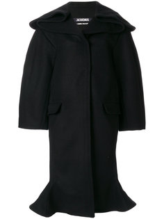 структурированное пальто в стиле оверсайз Jacquemus