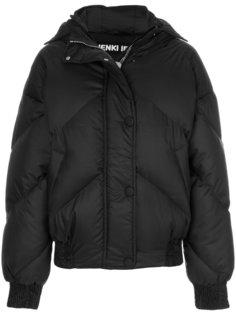 стеганая куртка-пуховик Ienki Ienki