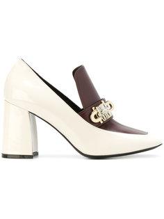 туфли-лодочки с декоративной пряжкой Coliac