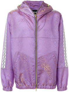 куртка с леопардовым принтом Sankuanz