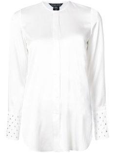 рубашка с потайной застежкой Thomas Wylde