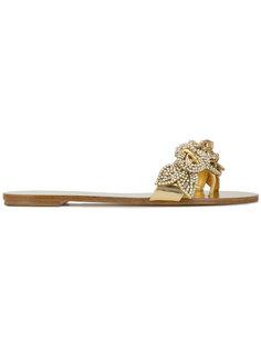 сандалии Lilico с кристаллами Sophia Webster