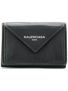 мини кошелек Papier Balenciaga